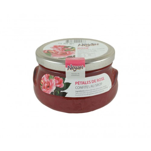 Confiture de rose Noyan