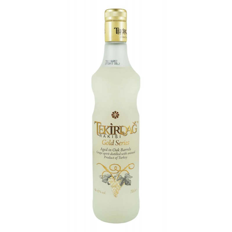Raki Tekirdag Gold Series 70 cL